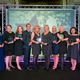 Suffolk Care Awards 2017 winners