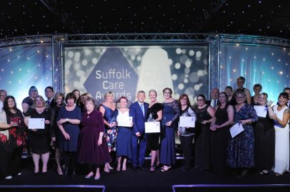 Great care recognised in Suffolk